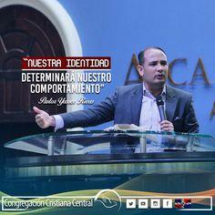 📌El Enfoque del Nuevo Pacto Es Mostrarnos Lo Que Somos En CRISTO: Nuestra Verdadera Identidad→ Yasser Rivas.