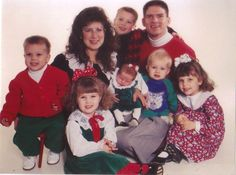 Bates Family Blog, 19 Kids, Big Family, Second Child, Cute Kids, Christmas Sweaters, Bring It On, Celebs, Couple Photos
