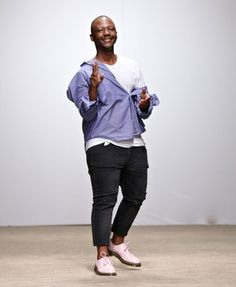 Nao Serati's fearless approach to fashion designing has made him a trailblazer in the fashion world and he is ready to bend more rules with his upcoming fashion line. By:Staff Writer Nao is soft sp… Young Designers, Fashion Line, Writer, Normcore, Fashion Design, Writers, Authors
