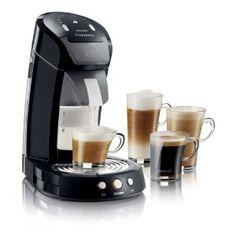 Philips HD7850/60 Senseo Latte Select Kaffeepadmaschine schwarz Bewertungen >> http://amazon.de/dp/B001DLS7V4?tag=nanangde-21
