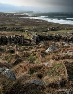 Bloody Foreland, Donegal - Winter 2015