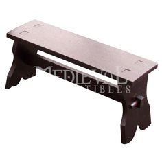 a bench type 1 medieval market bench type 1 woodworking pinterest mittelalter wikinger. Black Bedroom Furniture Sets. Home Design Ideas