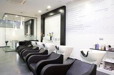 1000 images about salon de coiffure on pinterest for Salon de coiffure sexy