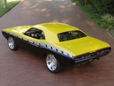 1970 Dodge Challenger HEMI - Chip Foose Design