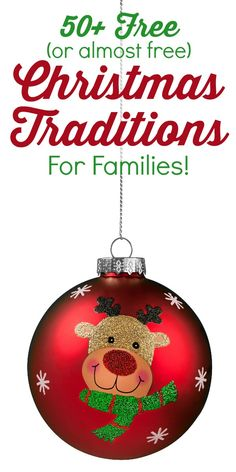 free christmas traditions for the whole family