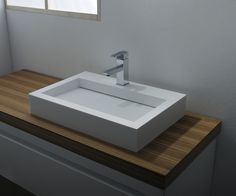 Free standing washbasin Size mm White matt Built-in drainage included Drainage & waste pipe not included With hole for faucet Kitchen Accessories, Faucet, Shower Tray, Sink, Bathtub Shower, Countertops, Bathroom Countertop Cabinet, Wash Basin, Bathroom Fixtures