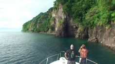 A great short video showing the beauty of Dominica, the Nature Island!