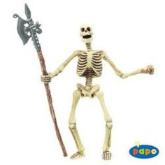 Glow In The Dark Skeleton from Papo #figurines