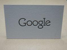 googleロゴ 活版印刷