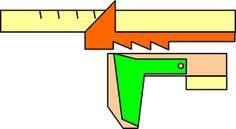 ゴム銃のオッグクラフト スライドの送り機構あれこれ