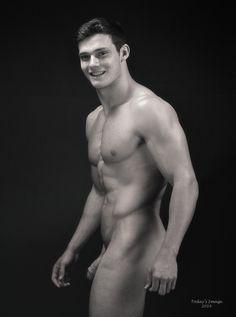 Masculine nude men