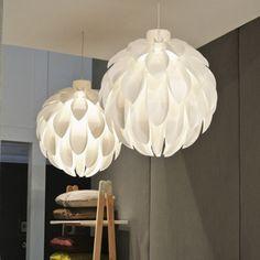 Lampa wisząca Normann Copenhagen Norm 12 Ø 51 cm Diy Pendant Light, Pendant Lighting, Nightstand Lamp, Cool Lamps, Cool Lighting, Lighting Ideas, Lighting Design, Decoration, Lamp Light