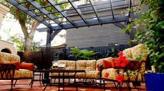 Find out how an outdoor room can add functional living space to your home.