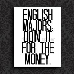 Is there a difference between an English major and an English Literature major?