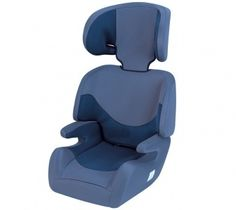 Kindersitz Sergio Twist blau Gruppe II/III für Kinder mit 15-36 kg