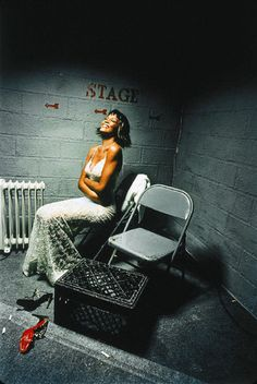 Whitney Houston by David Lachapelle