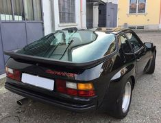 Porsche 924, Carrera, Classic Cars, Addiction, Trucks, Bike, Vehicles, Board, Collection