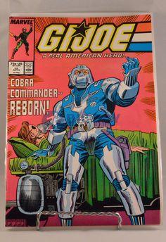 GI Joe (1987 Marvel) #58