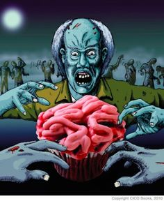 6 Spooky and Gross Halloween Cupcakes and Treats - Parenting.com