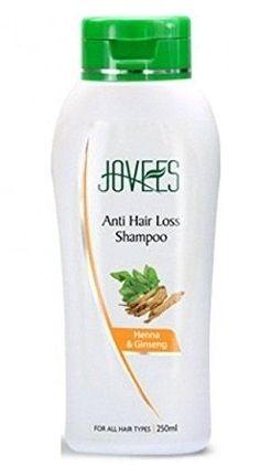 Jovees Henna & Ginseng Anti Hair Loss Shampoo, 250 ML  #JOVEES