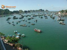 Cat Ba island, Hai Phong, Vietnam