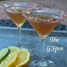 The G'Spot Cocktail Recipe