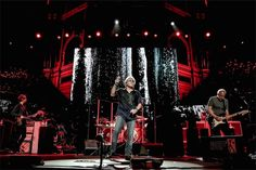 The Who. Photo copyright Christie Goodwin all rights reserved