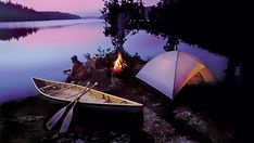 Canoe and Camp the Boundary Waters ~ Canoeing and Camping Minnesota's Boundary Lakes