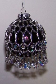 1000+ ideas about Beaded Ornaments