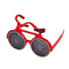 #antalya #parti  Kırmızı renkteki bisiklet teması ile ön plana çıkan bu parti gözlüğü ile çok daha eğlenceli zamanlar geçirebilme imkanı sunuluyor.