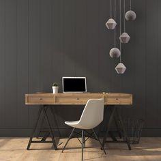 Lampa Geometric round