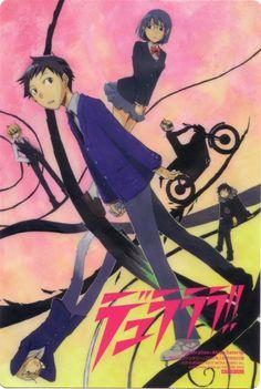 Durarara!! Pencilboard Shitajiki Anime