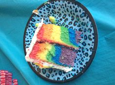 Rainbow cake!!!