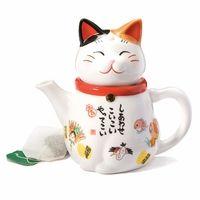Maneki Neko Teapot