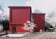 Villa, Pavilion, Townhouse, Garage Doors, Exterior, Contemporary, Gallery, Outdoor Decor, Projects