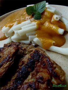 Vadas vegán módra. - ZöldElla vegán életmód blogja Ramen, Vegan, Ethnic Recipes, Vegans