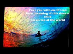 Imagine Dragons  On Top of the World - Lyrics