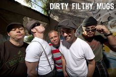Dirty Filthy Mugs Announce Dates for West Coast Summer Tour
