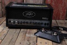 Peavey 6505 Plus 120 watt Guitar Amp for sale online Guitar Amps For Sale, Guitar Rig, Marshall Speaker, Rigs, Guitars, Tube, Electric, Dreams, Ebay