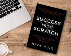 Two-time author Nick Ruiz is releasing his new book, 'Success From Scratch'™ - Mental Strategies for Success in a Survival of the Fittest Environment and I can't believe Nick is Giving Away Thousands 💲💲💲 Of Bonuses To Bulk Preorder Buyers. - This book will not just teach you success…It will CHANGE your entire perception of yourself and the world! - Nick Ruiz is an elite twice-made Millionaire Entrepreneur who has groomed successful students around the world and is offering his exclusive…