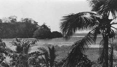 Barranca de puntarenas 1956