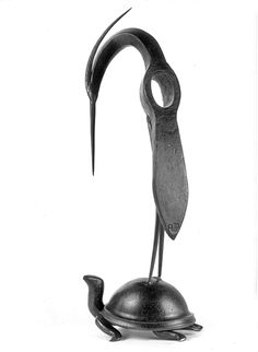 Jean-Pierre AUGIER, sculpteur » Collection personnelle NB