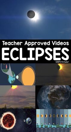 Eclipse Videos for K