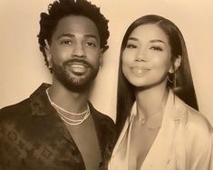 For the Culture. Black Couples, Cute Couples, Big Sean And Jhene, Cat Valentine Victorious, Ariana Grande Facts, Artist Aesthetic, Sam And Cat, Jhene Aiko, Jessie J