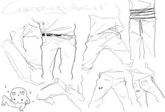 Ideas Clothes Drawing Reference Shorts For 2019 Human Figure Drawing, Figure Drawing Reference, Body Drawing, Art Reference Poses, Anatomy Drawing, Anatomy Reference, Manga Drawing, Design Reference, Drawing Art