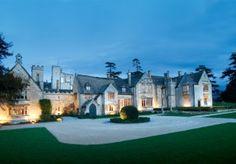 Luxury boutique spa hotel Ellenborough Park in the Cotswolds, England