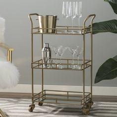 Shauna Bar Cart