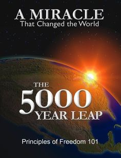 The 5000 Year Leap (Original Authorized Edition) by W. Cleon Skousen, http://www.amazon.com/dp/0880801484/ref=cm_sw_r_pi_dp_MlgSpb0CRCWMA