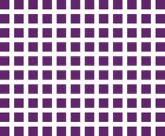 Square pattern purple, violetta