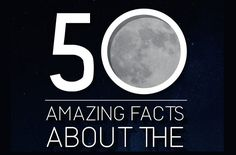 Did you know that there's 708 hours from sunrise to sunset in the moon? 27.3 days the time it takes for the moon to revolve once. This is also the time it takes for the moon to orbit earth once. This is why we only ever see once side of the moon. There's more to know about the moon. Some of the important ones are in this infographic check out.